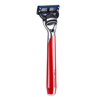 The Art of Shaving Morris Park Collection 1 Razor Signal Red