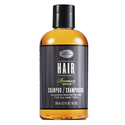 The Art of Shaving Hair Shampoo Rosemary Essential Oil 8.1oz / 240ml