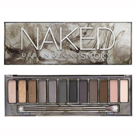 Urban Decay Naked Smoky 12 Color Eyeshadow Palette 12 x 0.05oz