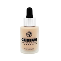 W7 Genius Feather Light Foundation Buff 1.05oz / 30ml