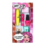 W7 BFF Best Friends Forever 6 Piece Set