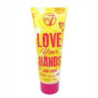 W7 Love Your Hands Hand Cream 4.1oz / 120ml