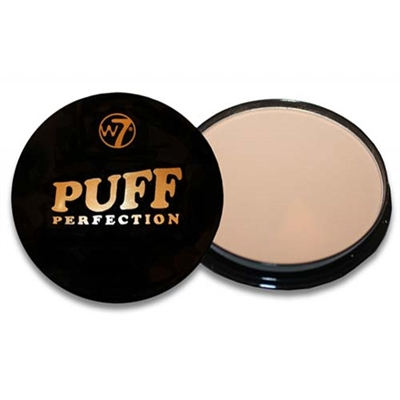 W7 Puff Perfection All In One Cream Powder Medium Beige 0.35oz / 10g