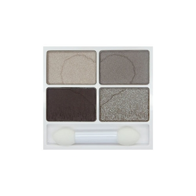 W7 Very Vegan Eyeshadow Quad Warm Winter 0.21oz / 6g