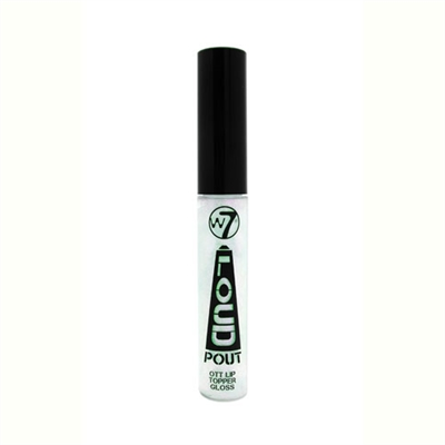 W7 Loud Pout OTT Lip Topper Gloss I'm A Gleamer 0.24oz / 7ml