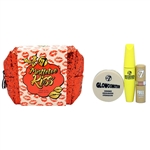 W7 Mistletoe Kiss Grab & Go Makeup 3 Piece Kit