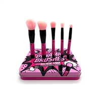 W7 Dynamic Brushes Magnetic Power 5 Piece Set