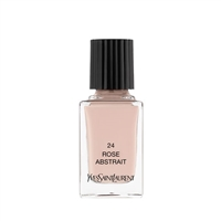 Yves Saint Laurent La Laque Couture 24 Rose Abstrait Tester 0.34oz / 10ml