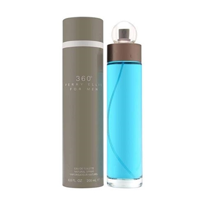 360 by Perry Ellis for Men 6.7 oz Eau De Toilette Spray