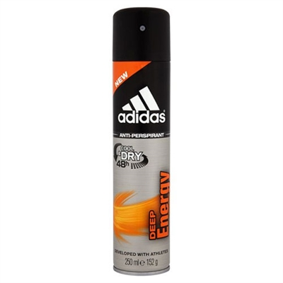 Adidas Deep Energy Cool & Dry 48H Anti-Perspirant 152g / 250ml