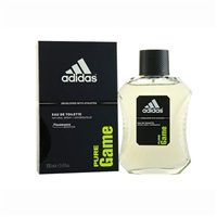 Pure Game by Adidas for Men 3.4oz Eau De Toilette Spray