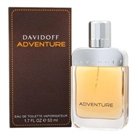 Adventure by Zino Davidoff for Men 1.7 oz Eau De Toilette Spray