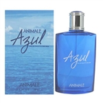 Animale Azul by Parlux for Men 3.4 oz Eau De Toilette Spray