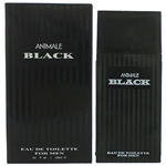 Animale Black by Parlux for Men 3.4 oz Eau De Toilette Spray