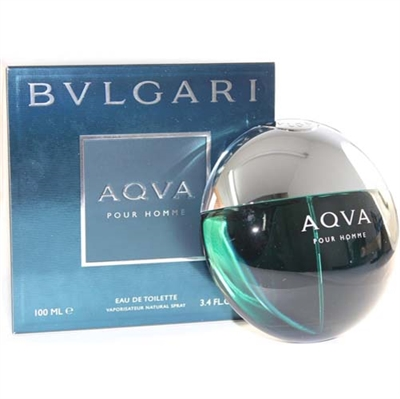 Aqva Pour Homme by Bvlgari for Men 5.0 oz Eau De Toilette Spray