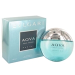 Aqva Marine by Bvlgari for Men 5.0 oz Eau De Toilette Spray