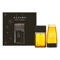 Azzaro by Loris Azzaro for Men 2 Piece Set
