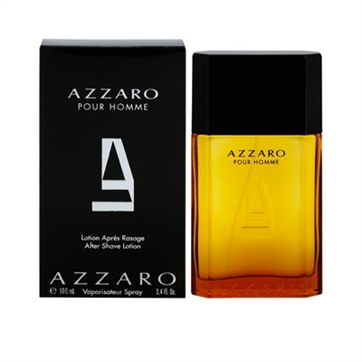 Azzaro Pour Homme by Loris Azzaro After Shave Lotion for Men 3.4oz /100ml