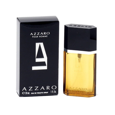 Azzaro Pour Homme by Loris Azzaro for Men 1.0oz Eau De Toilette Spray