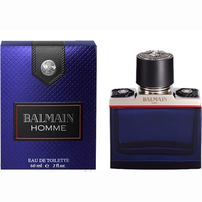 Homme by Balmain for Men 2.0oz Eau De Toilette Spray