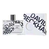 Homme by David Beckham for Men 2.5oz Eau De Toilette Spray