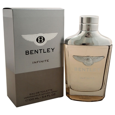 Infinite by Bentley for Men 3.4oz Eau De Toilette Spray
