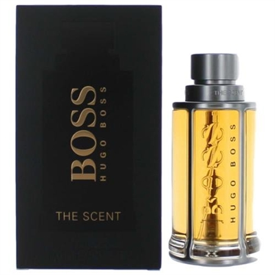 The Scent by Hugo Boss for Men 3.3oz Eau De Toilette Spray