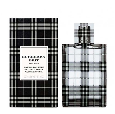 Brit by Burberry for Men 1.7 oz Eau De Toilette Spray
