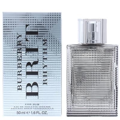fa68923ed6 Brit Rhythm Intense by Burberry for Men 1.7oz Eau De Toilette Spray
