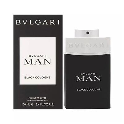 fce34ed421 Bvlgari Man Black Cologne by Bvlgari for Men 3.4oz Eau De Toilette Spray
