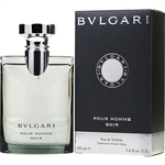 Bvlgari Pour Homme Soir by Bvlgari for Men 3.4 oz Eau De Toilette Spray