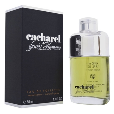 Cacharel Pour Homme by Cacharel for Men 1.7oz Eau De Toilette Spray