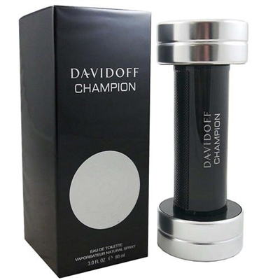 Champion by Zino Davidoff for Men 3.0 oz Eau De Toilette Spray
