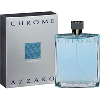 Chrome by Loris Azzaro for Men 6.8 oz Eau De Toilette Spray