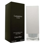 Contradiction by Calvin Klein for Men 3.4 oz Eau De Toilette Spray