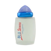 Blu Stremo by Carlo Corinto for Men 3.4 oz Eau De Toilette Spray