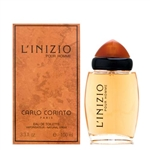 Linizio by Carlo Corinto for Men 3.4 oz Eau De Toilette Spray