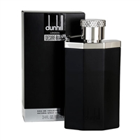 Desire Black by Alfred Dunhill for Men 3.4oz Eau De Toilette Spray
