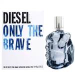 Only The Brave by Diesel for Men 2.5 oz Eau De Toilette Spray