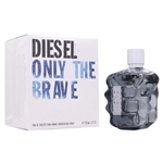 Only The Brave by Diesel for Men 4.2 oz Eau De Toilette Spray