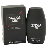 Drakkar Noir by Guy Laroche for Men 1.7 oz Eau De Toilette Spray