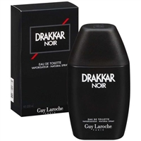 Drakkar Noir by Guy Laroche for Men 6.7 oz Eau De Toilette Spray