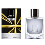 Dunhill Black by Alfred Dunhill for Men 1.7 oz Eau De Toilette Spray