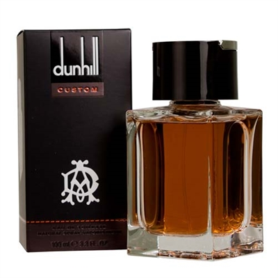 Dunhill Custom by Alfred Dunhill for Men 3.4 oz Eau De Toilette Spray