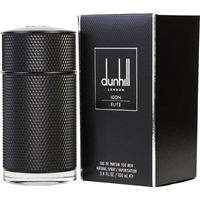 Dunhill Icon Elite by Alfred Dunhill for Men 3.4oz Eau De Parfum Spray