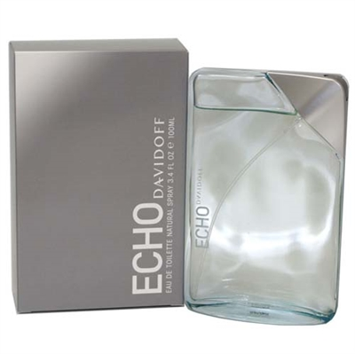 Echo by Zino Davidoff for Men 3.4 oz Eau De Toilette Spray