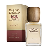 English Leather Authentic After Shave by Dana for Men 3.4oz / 100ml