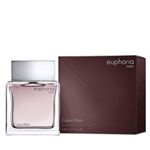 Euphoria by Calvin Klein for Men 3.4 oz Eau De Toilette Spray