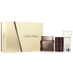 Euphoria by Calvin Klein for Men 3 Piece Gift Set