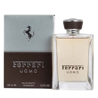 Ferrari Uomo by Ferrari for Men 3.3 oz Eau De Toilette Spray